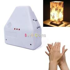 Clapper Sound Switch On/Off Hand Clap Electronic Garget Light White Tool Handy