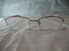 InSight Gold Womens 1/2 Frame Reading Glasses +1.00 1.25 1.75 2.00 2.25 2.75