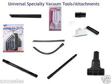 Universal Vacuum Attachments Wet/Dry Canister Central Tool Wand Flexible Bind