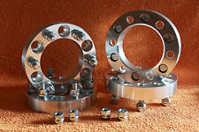 4 Distanziali Wheel Spacers 30mm o 38mm NISSAN Patrol Terrano 2 Pathfinder NP300