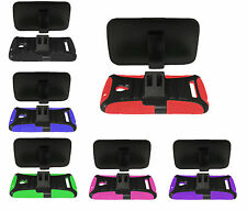 For Alcatel One Touch Pop Mega LTE A995G A995L Holster Clip Phone Cover Case