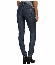 NWT Hudson Nico Mid Rise Super Skinny in Crystal Cove Jeans Size 29 30 31 $198