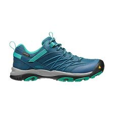 KEEN Womens Marshall WP Indian Teal/Dynasty Green, the perfect hiking shoe