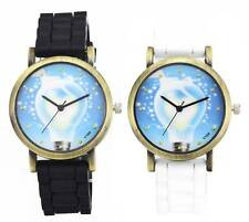 Fashion Men Women Light Bulb Love Unique Quartz Watch relojes mujer hombre reloj