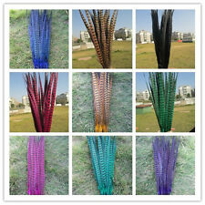 Wholesale! DIY decoration beautiful pheasant tail feathers 16-18 inches/40-45 cm
