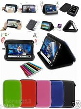 """Speaker Leather Case Cover+Gift For 7"""" Emerson Android Tablet GB5"""