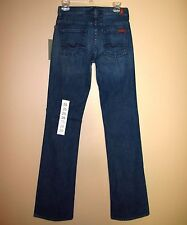 $178 Seven 7 For All Mankind High Waist Bootcut Jeans Vintage Medium-Dark 25