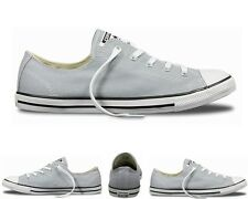 Converse CT ALL STAR Dainty OX 544950C Lucky Stone Canvas Trainers UK 3 - 8