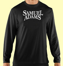 T-Shirt, Long Sleeve, Beer, Bar Staff, Club Promo, Sam Adams, Gildan 100% Cotton