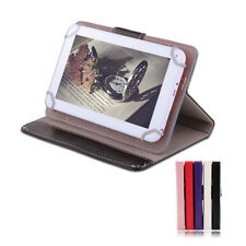 "Universal 7 Inch PU Leather Folio Smart Case Cover Skin Stand for 7"" Tablet PC"