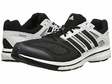 Men's Adidas Supernova Glide 6 Boost Black Athletic Running Shoes M20063 Sz 9-13
