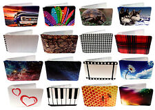Oyster Card Holder Wallets for Train Tickets + Bus Pass- Lots of Fun New Designs