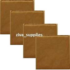 """(10""""x10"""") BROWN PAPER BAGS for Market Stall Sandwich Fruit Lunch Party Gift Shop"""