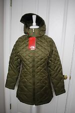 NWT THE NORTH FACE WOMENS TRANSIT JACKET DOWN OLIVE GREEN