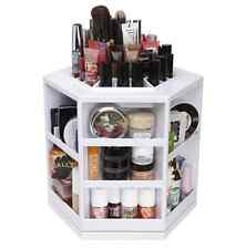 Spinning Makeup Organizer 360-degree Rotating Display Stand Cosmetic Organizer