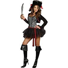 Deluxe Pirate Provocateur Sexy Costume Cosplay w/ sword, hat, and camera! - S,M