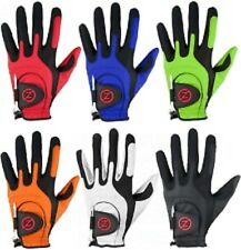 (2) Zero Friction Mens Universal Fit Glove With Ball Marker - Multi Colors - LH