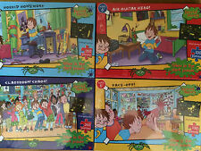Horrid Henry Jigsaw Puzzle Glow in the Dark 205 or 100 pieces new game childrens