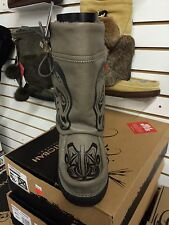MANITOBAH MUKLUKS- New in Box - Stone Mens