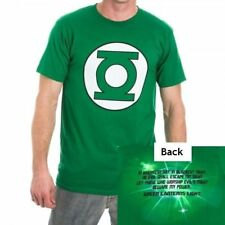 Mens NWT DC Comics Originals Superhero Green Lantern Logo T-Shirt Sizes S-XL