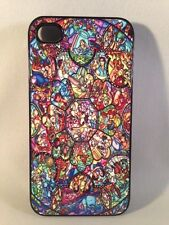 Disney Stain Glass Character Collage Phone Case Galaxy S3/S4/S5 iPhone 4/5/5c/6