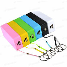 5600mAh External Portable USB Power Bank Battery Charger For iPhones 6 Samaung