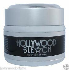 Dark skin whitening bleach bleaching cream lotion kojic AHA hydroquinone STRONG