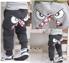 Boys Pants Trousers Cartoon Hot Cotton Leggings Kids Nice Clothes 3-7Y Special