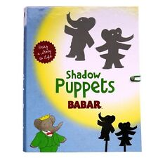 Amazing Tell a Story Shadow Puppets - 4 Designs / Themes - With Presentation Box