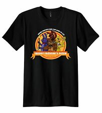 New FNAF Five Nights at Freddy's Horror Video Game T-shirt