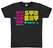 101 Apparel Jeedo Electric Street Orchestra t-shirt -BNWT- 10 Deep Supreme