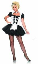 Adult Women's Sexy Mistress Maid French Maid Halloween Costume Fancy Dress