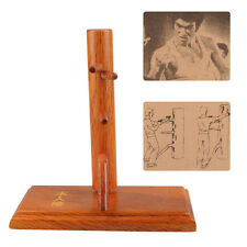 C102 Bruce Lee Wing Chun Wooden Dummy Boxing Striking Wood Crafts Model