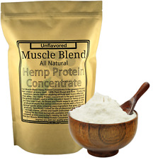 Muscle Blend Whey Protein Isolate Pure Undenatured 2.5 LB Pouch All Natural