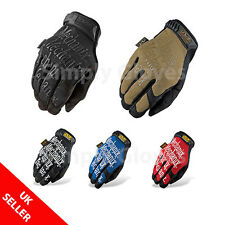 Mechanix Wear 'Original' Hardwearing Military Army Work Tactical Crossfit Gloves