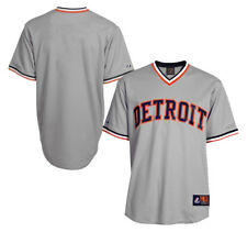 NWT Detroit Tigers Majestic Big & Tall Cooperstown Mens Replica Jersey