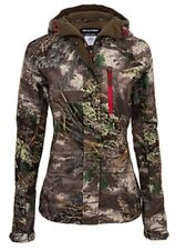 Official License Realtree Max-1 Women's Hunting Scent Control Rain Jacket