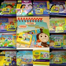 LeapFrog Leap Frog My First LeapPad Book + Cartridges Lot Variety - You Pick 628