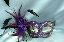 PU Leather Mardi Gras Masquerade Ball Mask birthday school graduation Prom Party