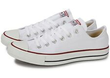 White Low Chuck Taylor  Converse Allstar all star Unisex ALL SIZES