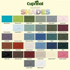 Cuprinol Garden Shades All Colours & Sizes Available For Fence, Furniture, Shed