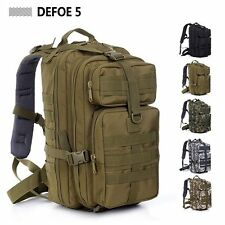 Camouflage hiking mountaineering bag ride outdoor sport backpack rucksack gear