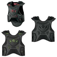 Icon Mens Stryker Field Armor Motorcycle Vest Chest & Spine Protection