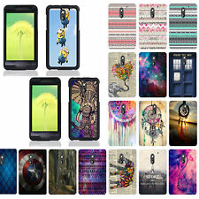 For ZTE ZMAX Z970 Design Slim Fit Hard Phone Case Cover