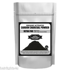 Ultra Fine Activated Carbon Charcoal Powder Coconut Shell Premium Food Grade