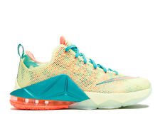 SHIPPING NOW IN HAND Nike Lebron 12 Low XII Lebronald Palmer QS PRM 776652-383