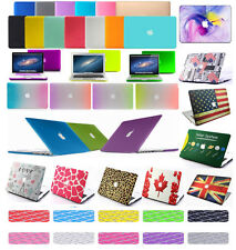 "Hard Case Shell For Apple Mac MacBook Air 13"" 13.3"" inch +Keyboard cover"