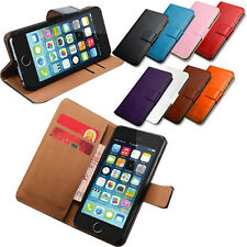 Ultra Thin Slim Leather Flip Back Cover Stand Case Wallet for iPhone 6 & 6s L002