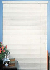 "VINYL WINDOW MINI BLIND WHITE BLACK BEIGE WOOD TONE 18""-39"" VENETIAN BLIND!!!"