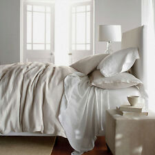Artisan Made 100% Pure Linen Flax Luxury Bed Sheets - Natural & Organic - USA